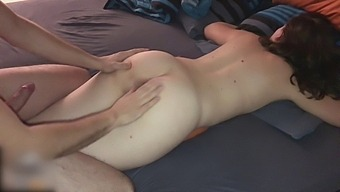 First Time Anal – Wrong Hole