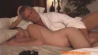 Dad Caught Fucking Teen Babe Daughter